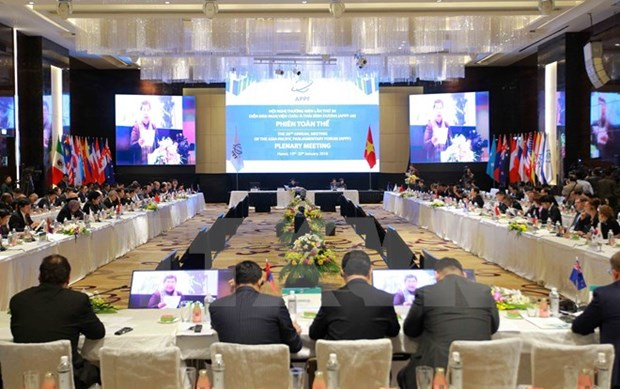 APPF-26's final plenary session focuses on regional cooperation hinh anh 1