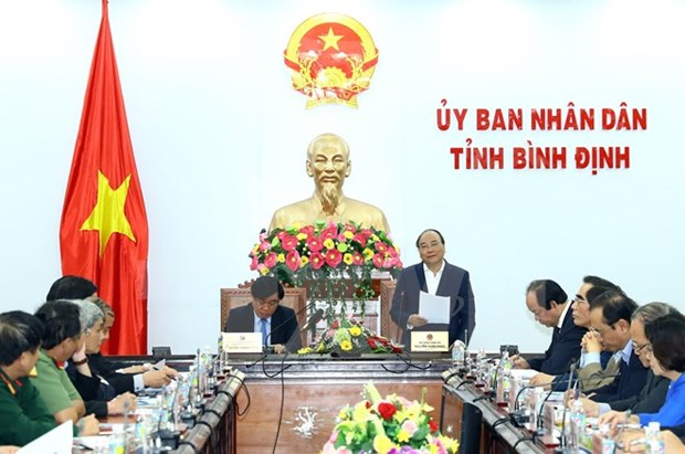 Binh Dinh urged to make breakthroughs in tourism hinh anh 1