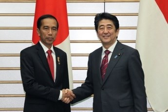 Japan, Indonesia reinforce strategic partnership hinh anh 1