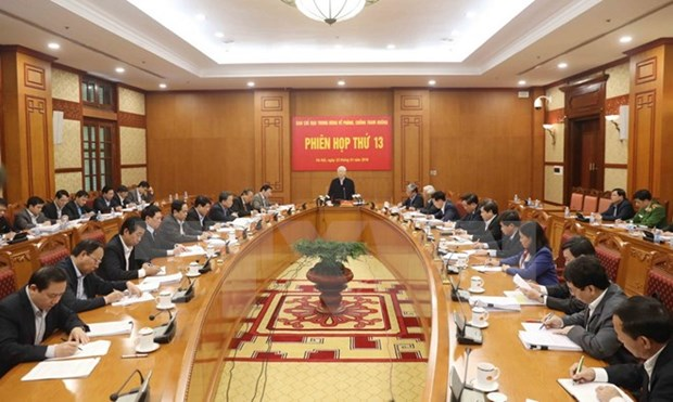 Fight against corruption should be sped up: Party chief hinh anh 1
