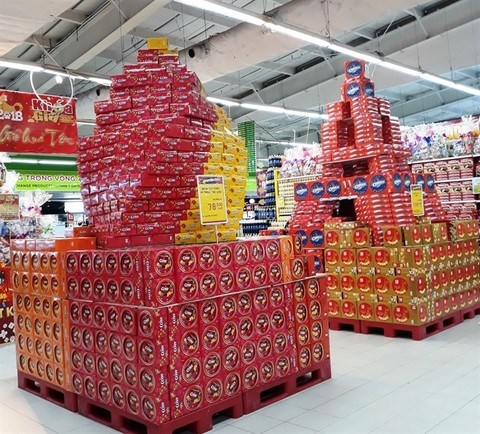 Mondelez Kinh Do to roll out over 40 products for Tet hinh anh 1
