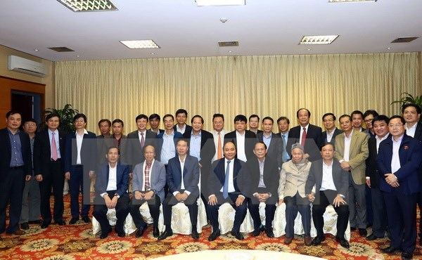 PM hails journalists' contributions to creating public trust hinh anh 1