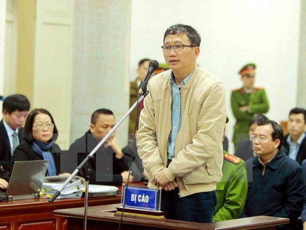 PVC trial: Strict penalties for Trinh Xuan Thanh and accomplices hinh anh 1