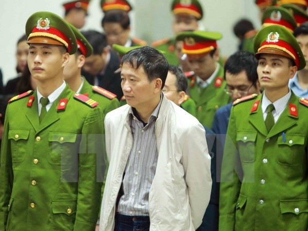 Trinh Xuan Thanh sentenced to life imprisonment hinh anh 1