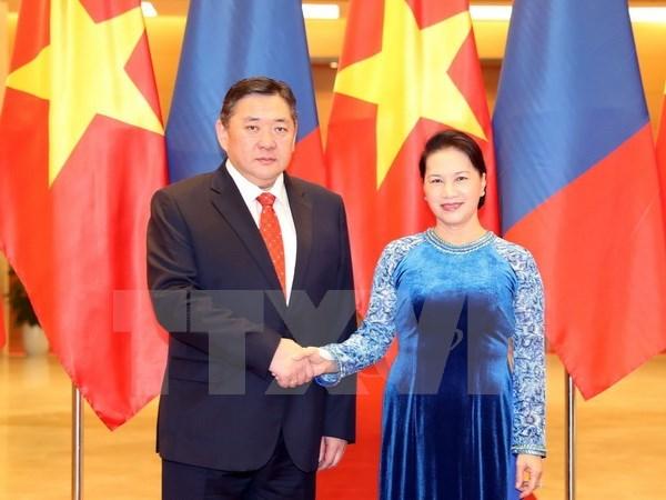 Vietnam, Mongolia look towards deeper relations hinh anh 1