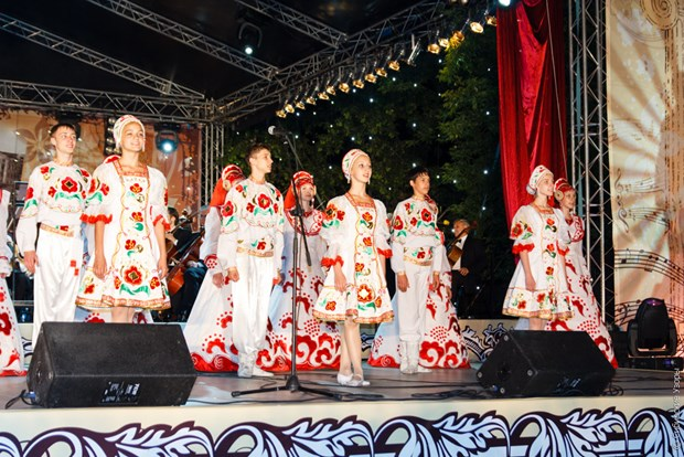 Russian folk dance ensemble to perform in Hue Festival 2018 hinh anh 1