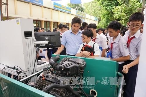 Vocational training quality must improve: experts hinh anh 1