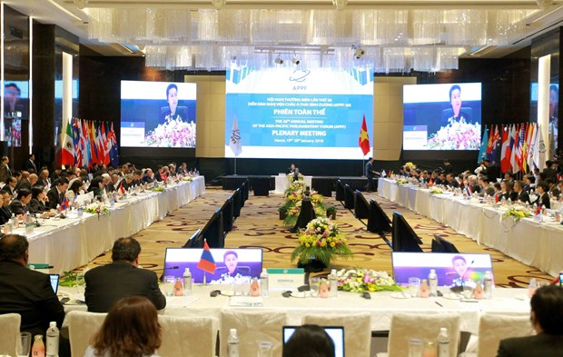 APPF-26 – success of Vietnam's parliamentary diplomacy hinh anh 3