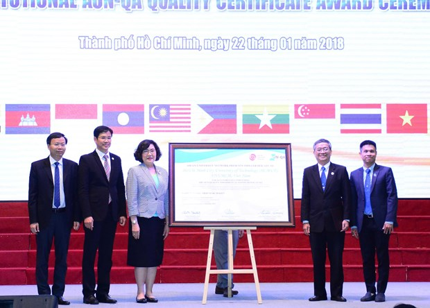 HCM University of Technology meets ASEAN standards hinh anh 1
