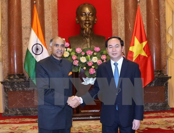 Ambassador: Vietnam central to India's Act East policy hinh anh 1