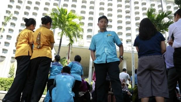 Indonesia: 6.1-magnitude quake shakes Java island hinh anh 1