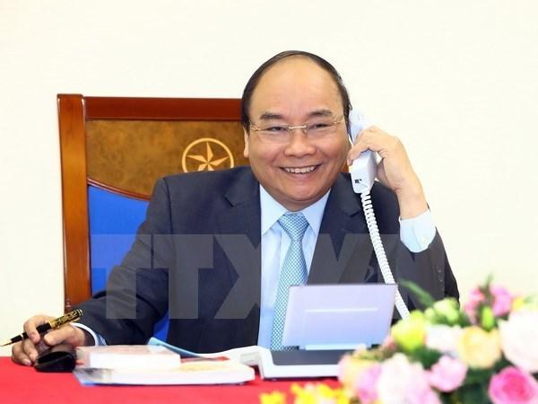 PM congratulates U23 Vietnam team on AFC champs final berth hinh anh 1