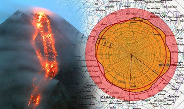 Philippines warns of Mayon volcano's eruption risk hinh anh 1