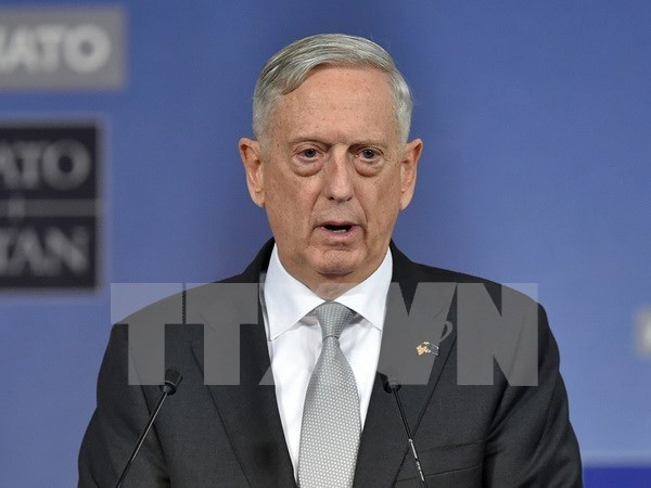 US Secretary of Defence to visit Vietnam hinh anh 1