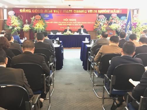 Vinaconex targets 9.3 percent in 2018 revenue hinh anh 1