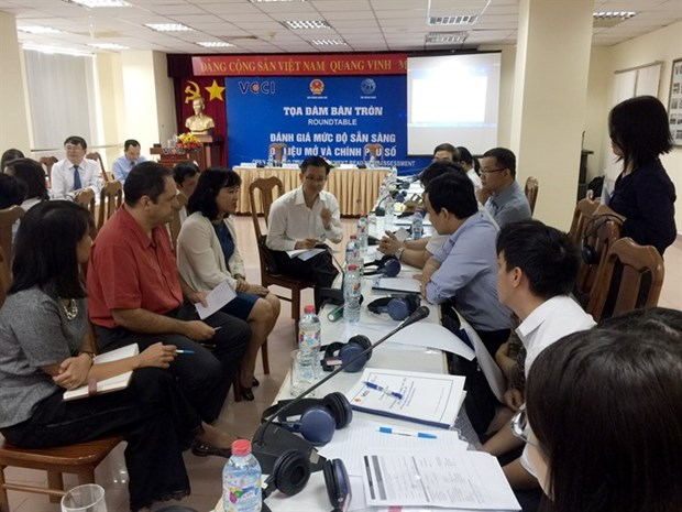 Government data critical for businesses hinh anh 1