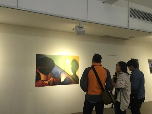 Art show reveals life of autistic people hinh anh 1