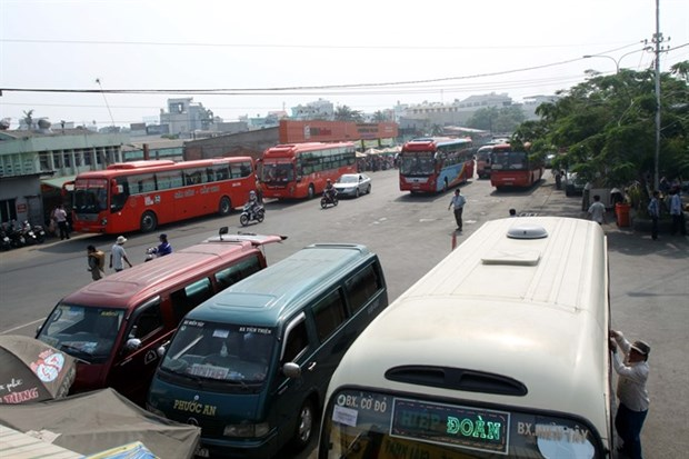 Bumpy road ahead for transport sector hinh anh 1