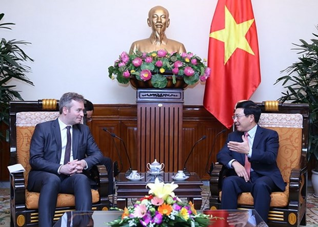 French Government prioritises strategic partnership with Vietnam hinh anh 1