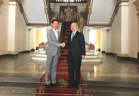 HCM City, Miyagi prefecture seek multi-faceted cooperation hinh anh 1