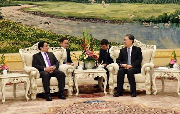 China treasures ties with Vietnam hinh anh 1