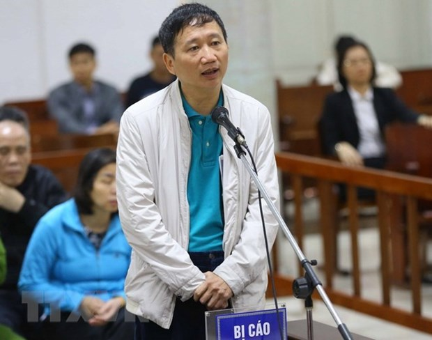 PVP Land trial: Life sentence proposed for Trinh Xuan Thanh hinh anh 1
