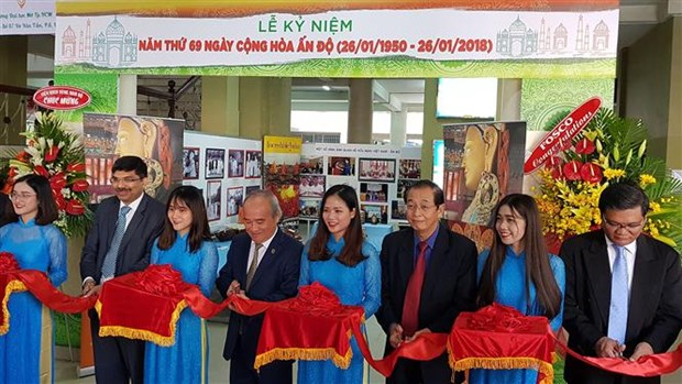 India's Republic Day observed in HCM City hinh anh 1
