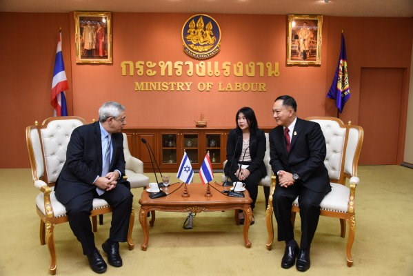 Thai farmers' employment in Israel discussed hinh anh 1