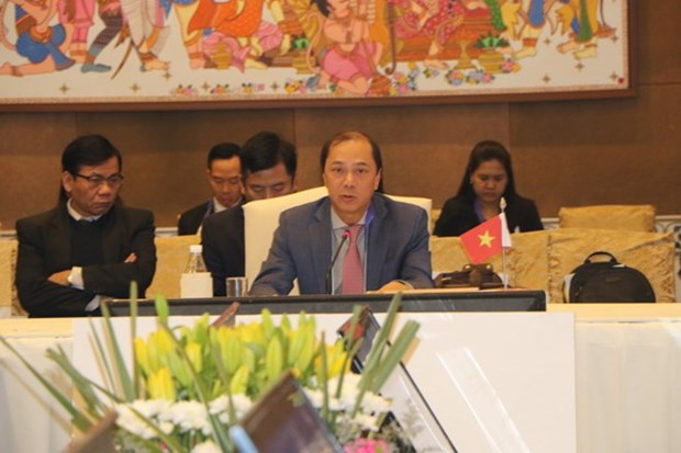 Deputy FM lauds Vietnam's role in ASEAN-India ties hinh anh 1