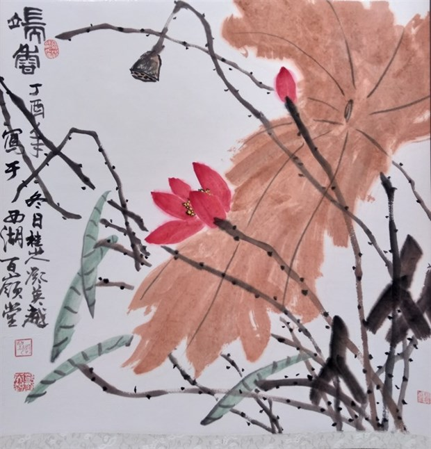 Exhibition displays affordable artworks hinh anh 1
