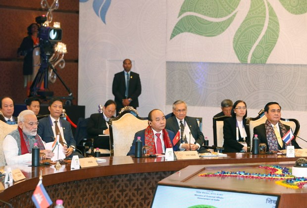 Vietnamese PM attends ASEAN-India Commemorative Summit hinh anh 1