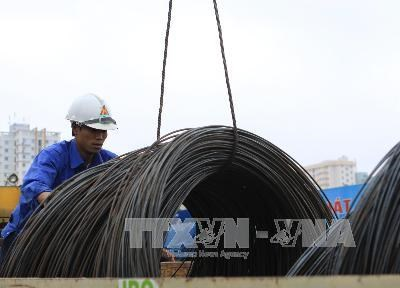Vietnam's steel industry set to grow over 20 percent in 2018 hinh anh 1
