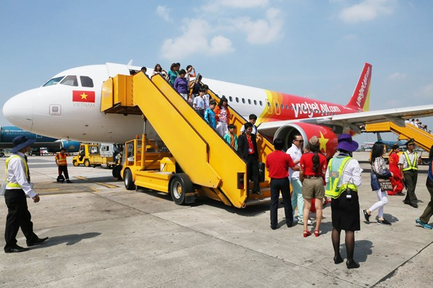 Vietjet launches promotional tickets marking U23 Vietnam victory hinh anh 1