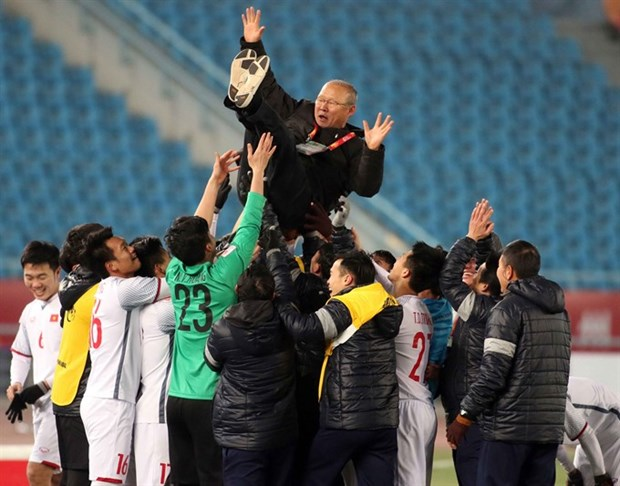 Vietnam and Uzbekistan's path to AFC U-23 final hinh anh 1