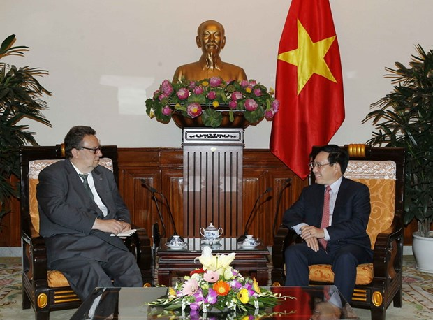 Vietnam, Finland foster multifaceted cooperation hinh anh 1