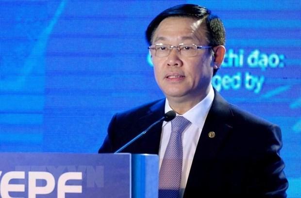 Deputy PM Vuong Dinh Hue begins Portugal visit hinh anh 1