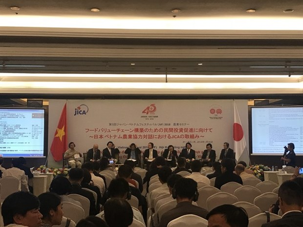 JICA seeks agricultural partnerships with Vietnam hinh anh 1