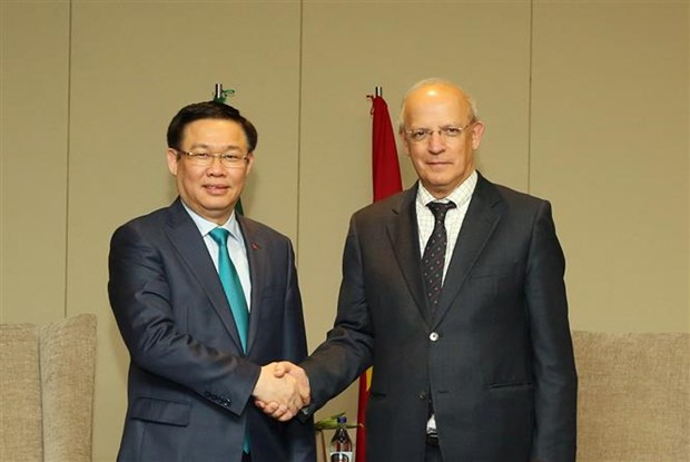 Portugal backs early signing of EVFTA: Foreign Minister hinh anh 1