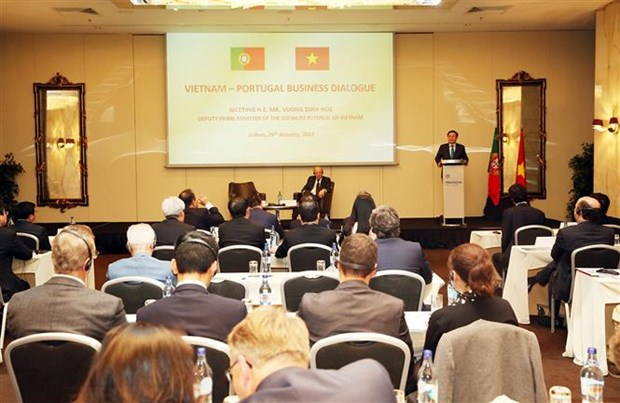 Portugal backs early signing of EVFTA: Foreign Minister hinh anh 2