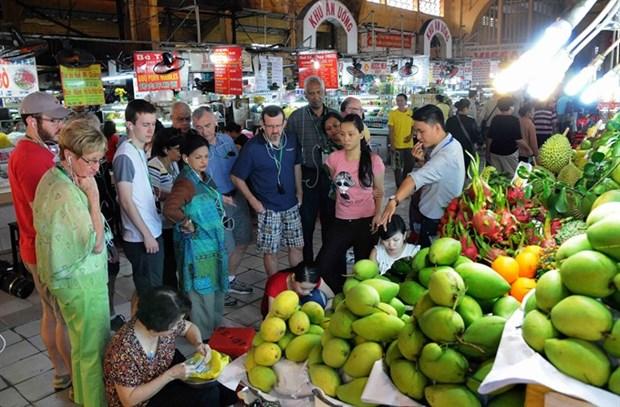 HCM City prepares for massive tourism hinh anh 1