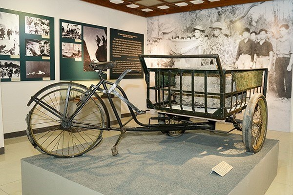 Exhibition praises victory of 1968 Tet Offensive hinh anh 1