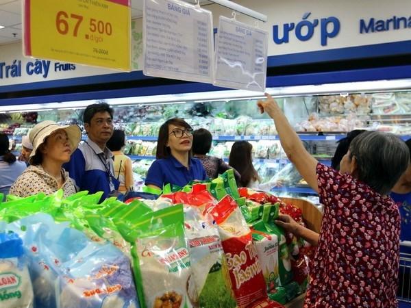 Ho Chi Minh City: January's CPI increases 0.19 percent hinh anh 1