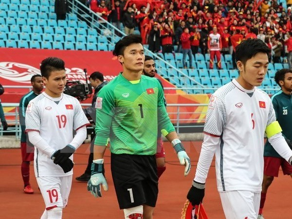 Dung, Hai selected as best players of AFC U23 Championship hinh anh 1