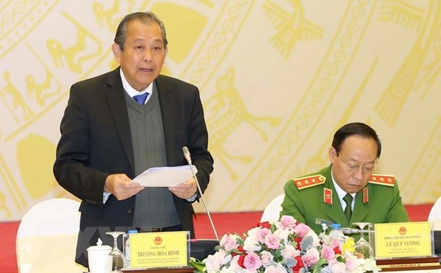 Mechanisms needed to prevent corruption: Deputy PM hinh anh 1