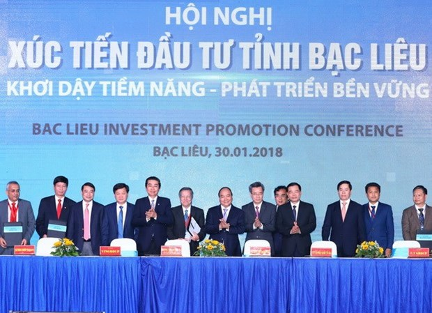 PM calls on investors to pour investments into Bac Lieu hinh anh 1