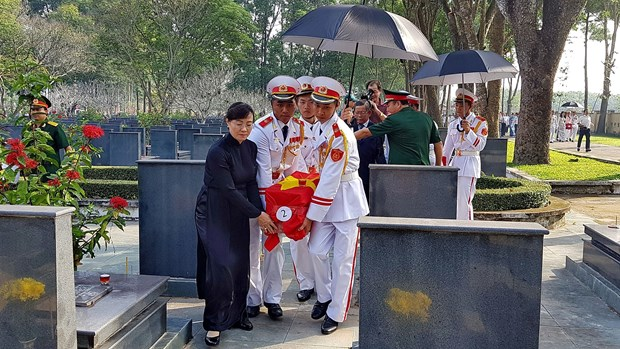 Activities to mark 50 years of 1968 Offensive in HCM City hinh anh 1