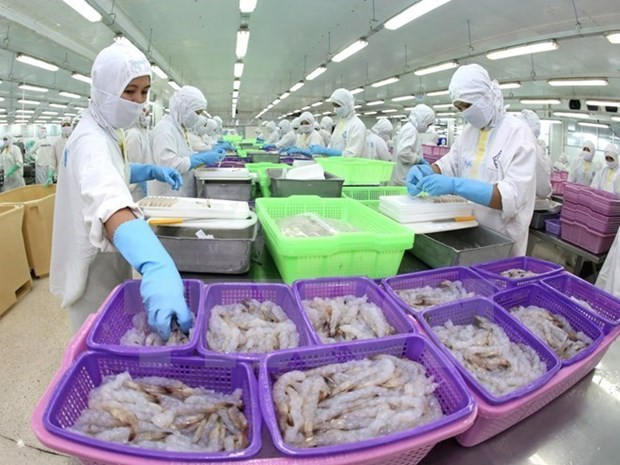 January trade value surges year on year hinh anh 1