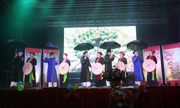 Vietnamese expats in Germany, Malaysia celebrate traditional Tet hinh anh 1