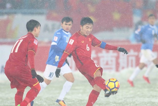 Football success a result of long-term investments hinh anh 1