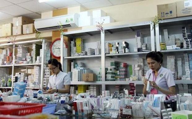 HCM City focuses on drug supply hinh anh 1